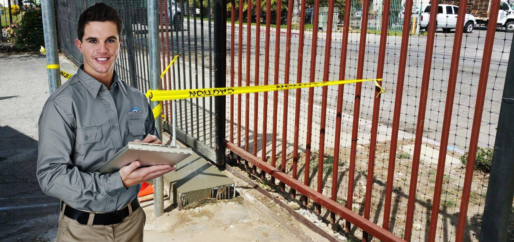 Top reasons to hire a gate repair professional